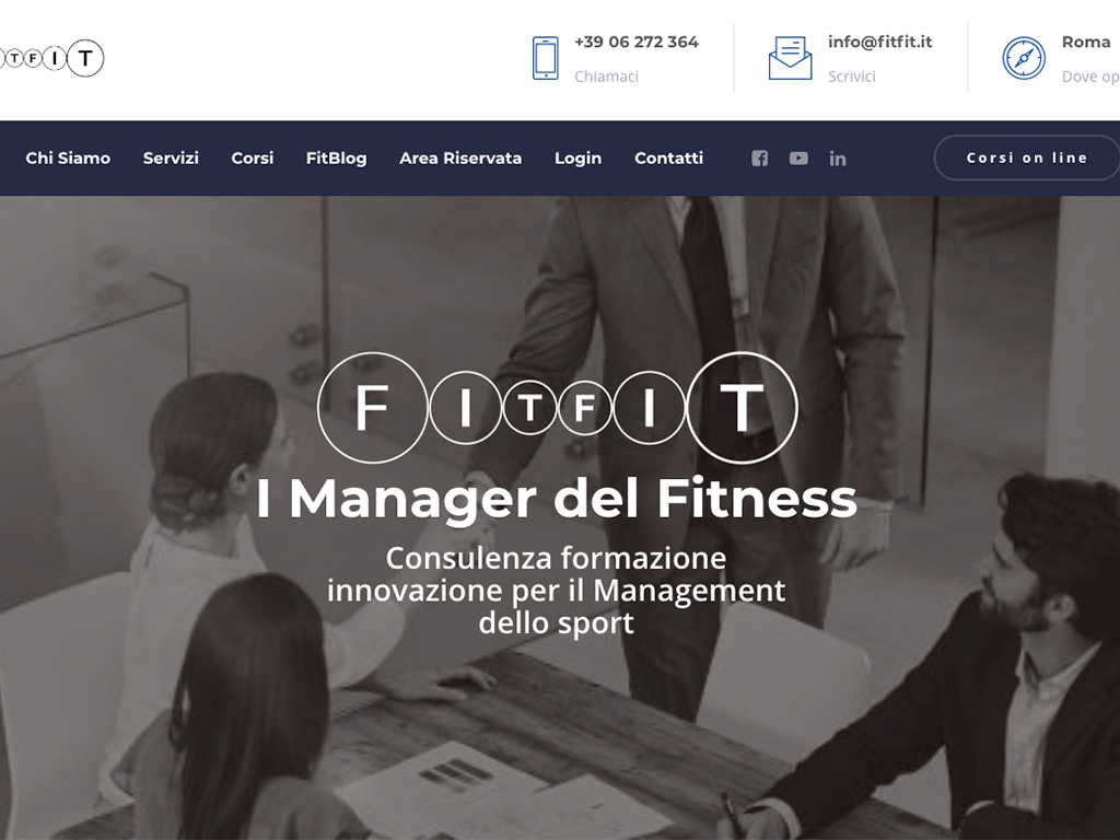 Fitness managers